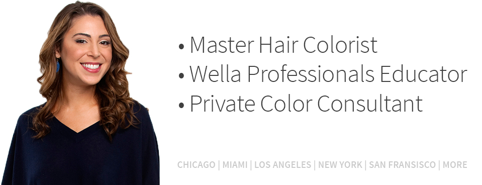 hair color specialist chicago and beverly hills