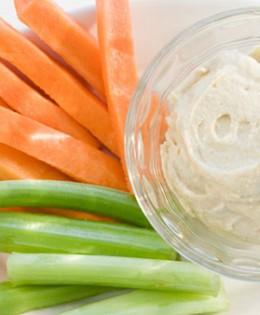 Six Healthy Snacks