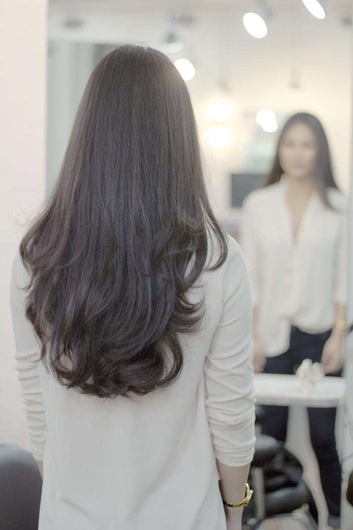 Wella Professional Hair Treatment