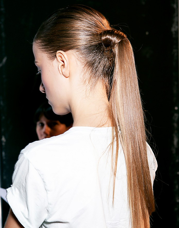 Wrapped Sleek Pony