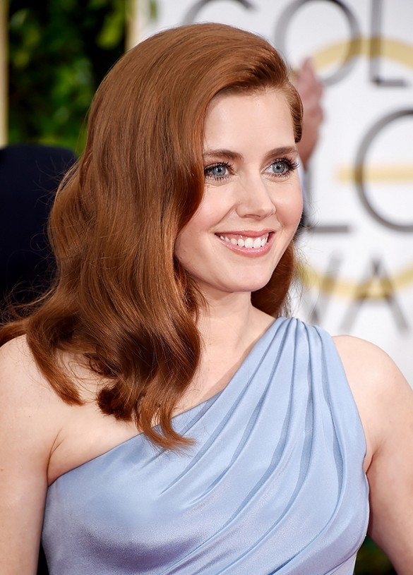 Amy Adams - Ronze hair