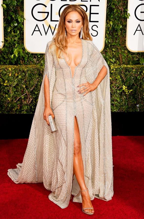 PHOTO: Jason Merritt/Getty Images Jennifer Lopez - Presenter