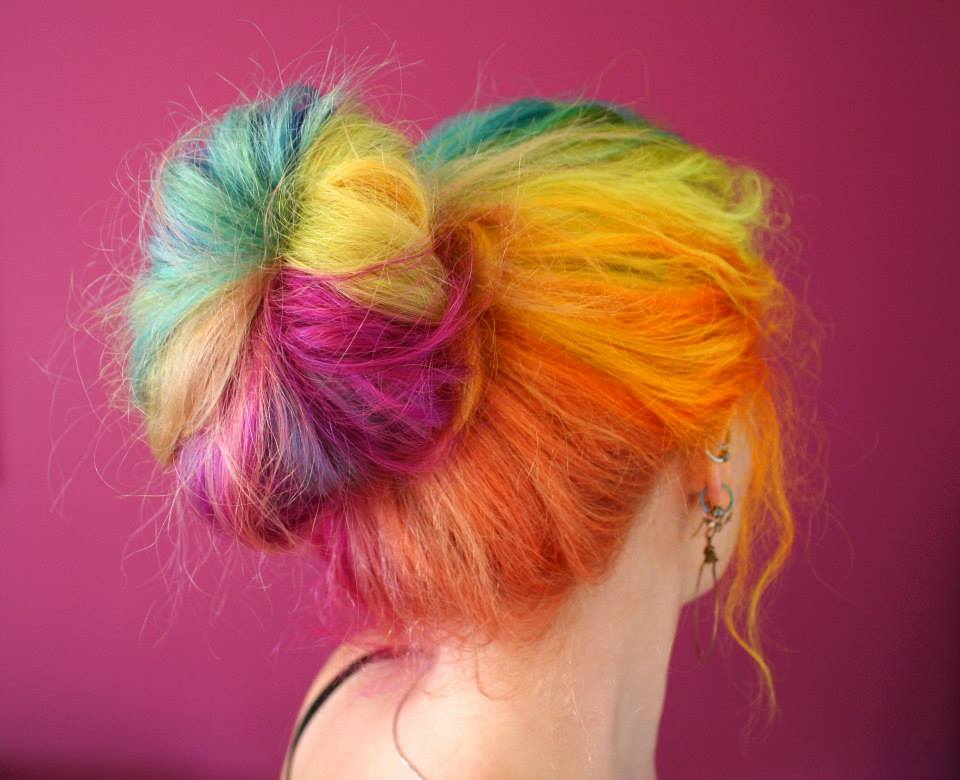 How To Rock Colorful Hair In The Workplace And Still Keep Your Job