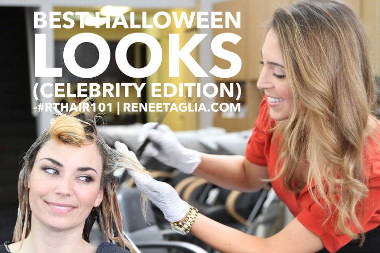Master Hair Colorists Picks for Best Halloween Looks (Celebrity Edition)