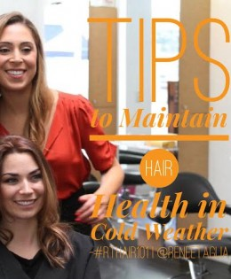 Keep Your Hair Color Vibrant and Healthy in Cold Weather