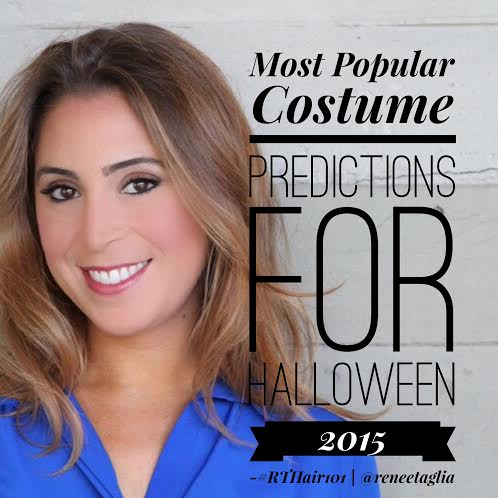 Predictions for Most Popular Halloween Looks 2015