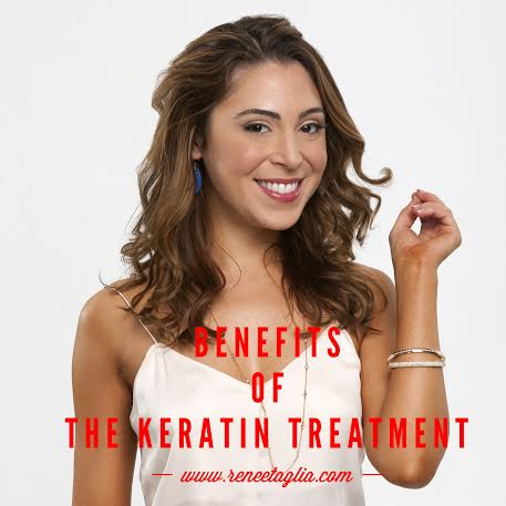 Three Benefits of the Keratin Hair Treatment