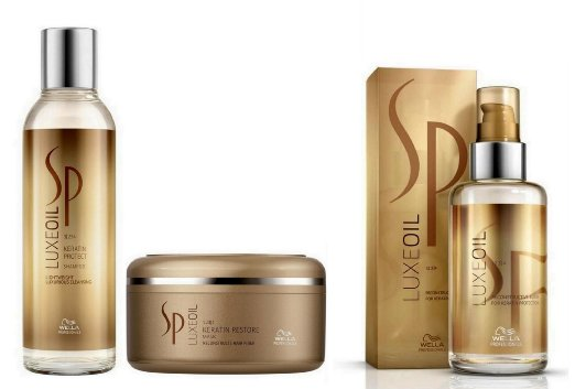 sp lux oil treatment and products