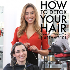 How to Detox Your Hair: The Importance of A Clean Scalp
