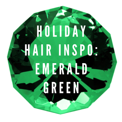 Holiday Color Inspo: Emerald Green