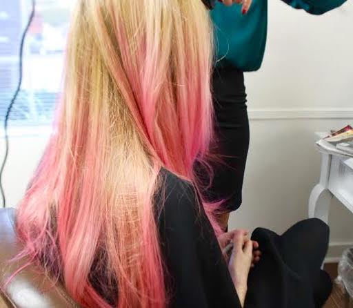 Hair Color Crush: Hubba Bubba!