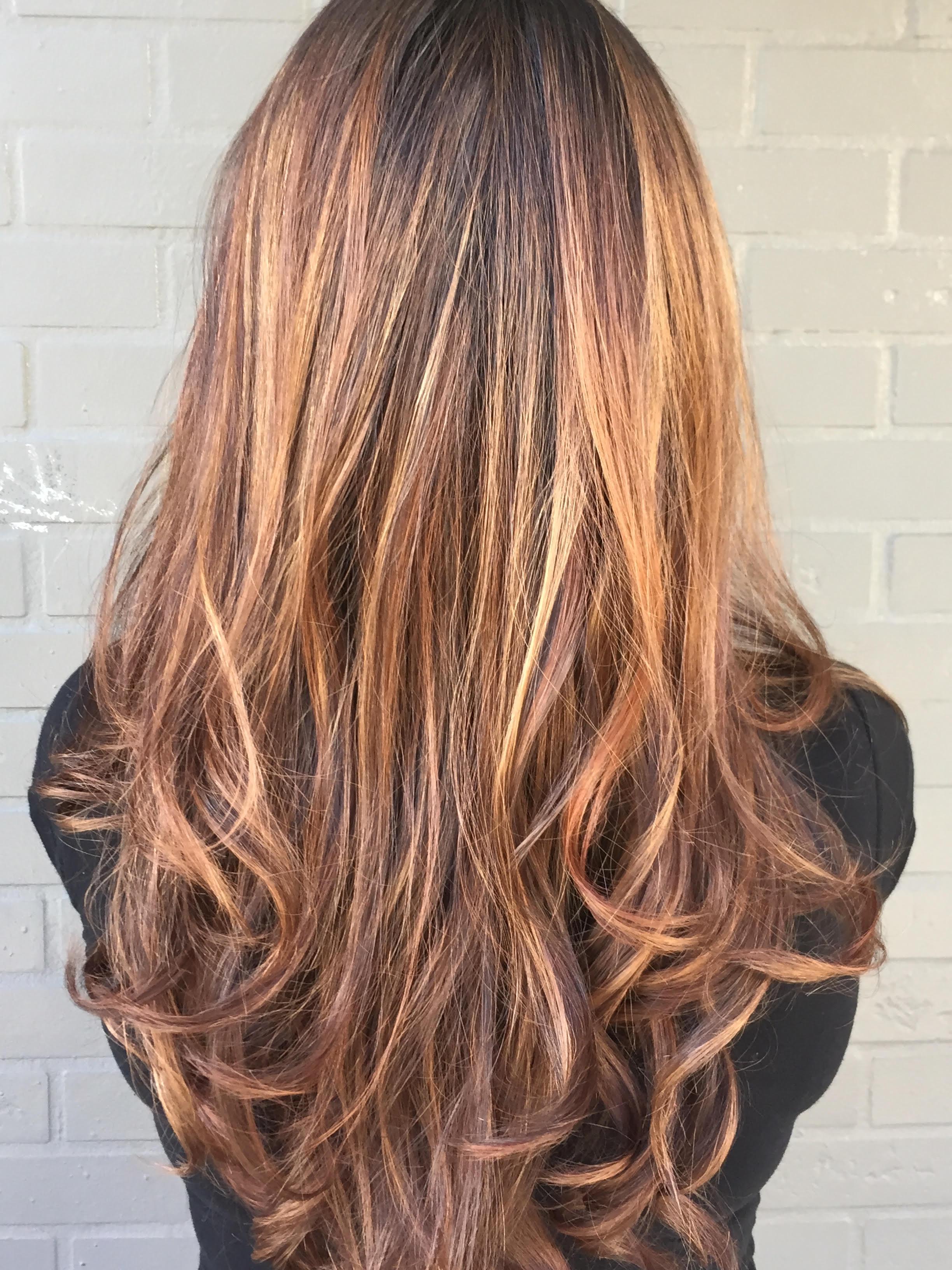 NYE Sunset dress & hair Inspiration