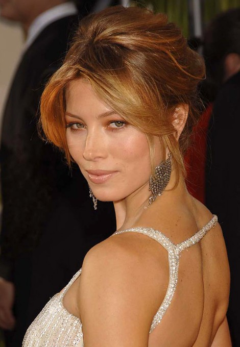celebrity-French-twist-hairstyle