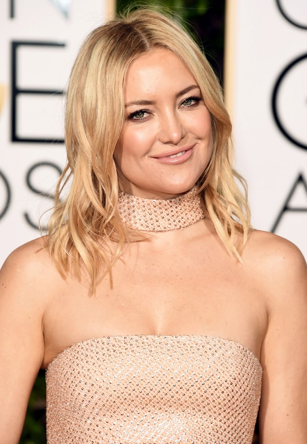 Kate Hudson's hair on the red carpet