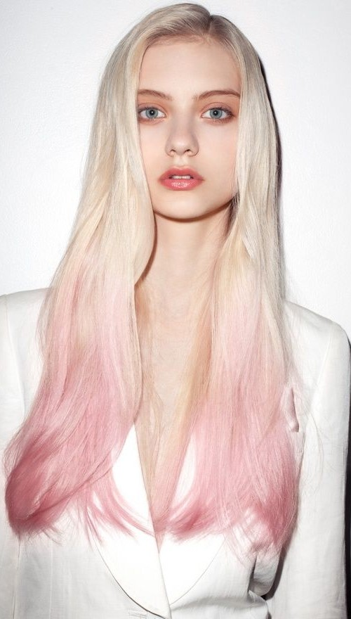 white-blonde-pink-ombre-hair-500x880