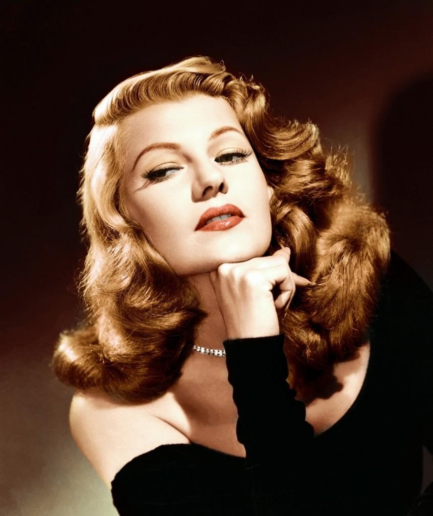 Rita Hayworth used boar bristle brushes