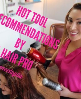 Hot Tools for your Hair