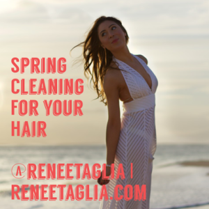 Spring Cleaning For Your Hair